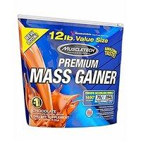 Muscletech 100% Premium Mass GainerV2 - 12 Lbs (Vanilla