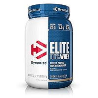 Dymatize Nutrition ELITE 100% Whey Protein Isolate ,2lb