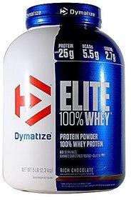 Dymatize Nutrition Elite Whey Protein Powder - 5 Lbs (R