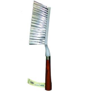 Wooden Brush With Hard Long Bristles For Car Seat/Carpet/Mats