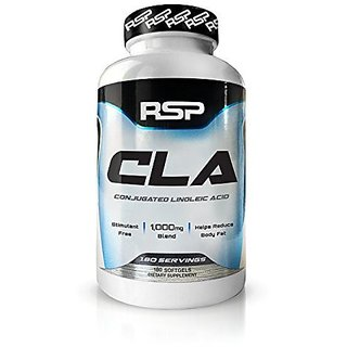 RSP Nutrition CLA - 180 Capsules