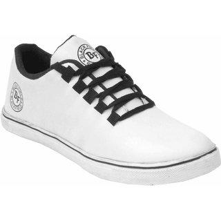 Black Field Gunter White sneakers