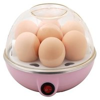 Egg Boiler Electric Egg Poacher Steamer, Cooker, Fryer Low Power Consumption