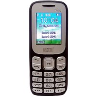 MTR MT312 (Dual Sim, 1.8 Inch Display, 800 Mah Battery)
