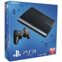 Playstation 3 Game 500 Gb With 25 Games Installed