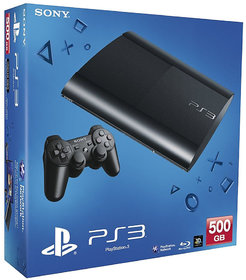 Playstation PS3 3 Consoles Game 500 Gb with 25 games installed