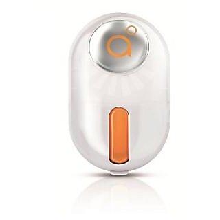 Godrej Aer Click Gel AC Air Freshener (Orange Bright Tangy Delight)