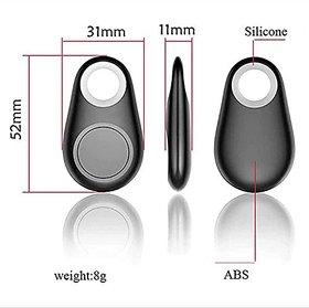 Sketchfab Wireless Bluetooth 4.0 Anti-lost, Anti-Theft Alarm Device Tracker With GPS Locator Remote