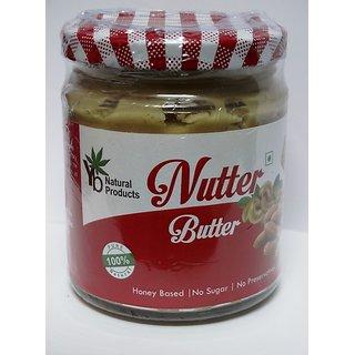 YB Natural Nutter Butter