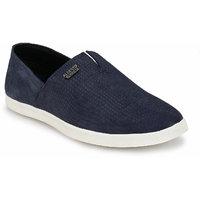 Alberto Torresi Men's Blue Loafer