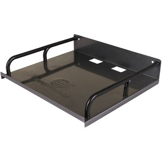 GoodsBazaar DVR Metal Stand - Wall Mount Shelf