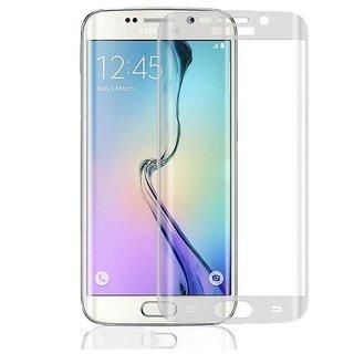 For Samsung Galaxy s7 edge Gorilla Tempered Glass EDGE TO EDGE (FULL GLUE)(BLACK) Full SCREEN Premium Quality Tempered Glass Screen Protector