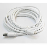 Griffin 3 Meter USB Data Sync Charge Cable For Apple IPhone 4/ 4s (white)