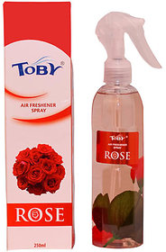 Rose-Toby Air Freshener Spray