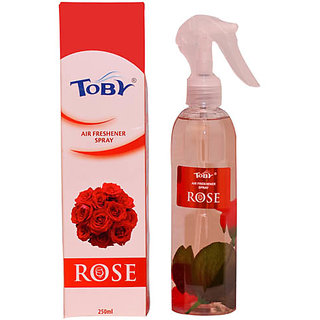 Rose-Toby Air Freshener Spray