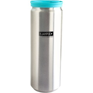 Jaypee Smart Steel Stainless Steel On-The-Go Vacuum Flask 500 Ml