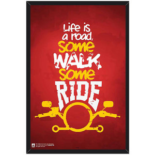 buy eja art funny quotes poster for home and office with frame single piece size 12x9 inches online 799 from shopclues