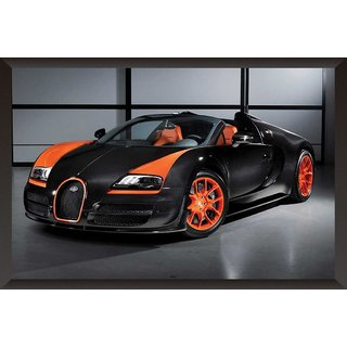 Bugatti Veron Super Sports