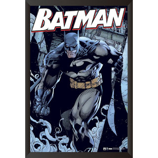 EJA Art Batman The Urban Legend Comics Poster (12x9 inches)
