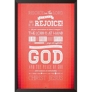 Jesus Christ Quote Poster