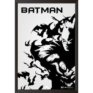 EJA Art Batman Official Artwork Poster (12x9 inches)