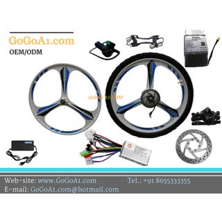 MAG Wheel Hub Motor E-Bike Kit 2 (36V 250W)