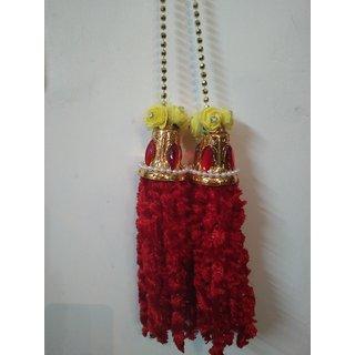 Red Designer Door Hanging Set of 2