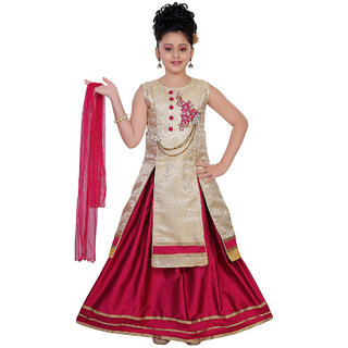 7a2c6799b3 Buy Saarah Multicoloured Lehenga Choli Set Online - Get 0% Off