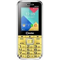 Snexian M6088 2.4' Dual SIM Dual Standby Yellow