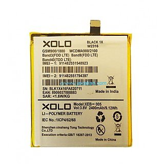 mobile battery for xolo black 1x