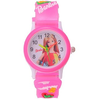 FANCYFASHION LITTLE PINKU PRICESS KIDSIYEE Watch - For Girls