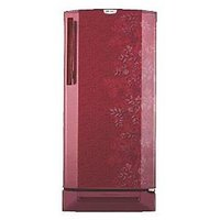 Godrej RD-EDGE-PRO-190CT 190 Litres Single Door Direct Cool Refrigerator Lush Wine/ Blue