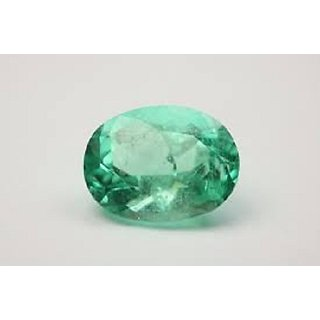 6.75 carat 100 AAA+++ quality columbian emerald (panna) by lab certified