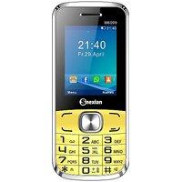 2.4 Dual SIM Dual Standby M6099 Yellow