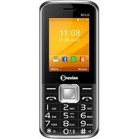 2.4 Dual SIM Dual Standby Bold Black