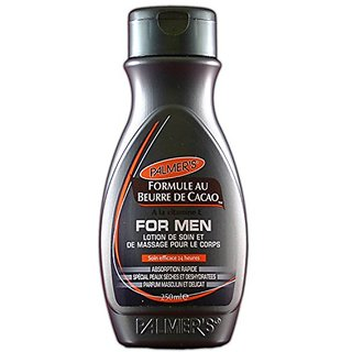 Palmers Cocoa Butter Formula Body and Face Wash With Vitamin-E for Men 8.5 Fluid Ounce (Pack of 2)