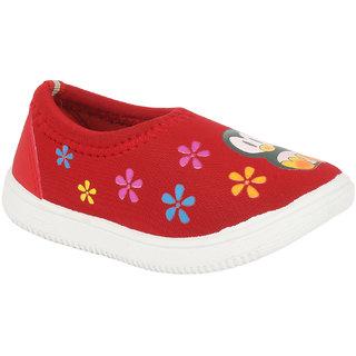 Myau Boys & Girls Slip On Sneakers Booties (Blue)
