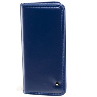 Winsome Deal PU Blue Fashion Regular Wallet