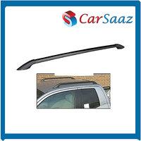 Premium Quality Roof Rails For CHEVROLET  SPARK  (set Of 2 Pcs) - Black Color