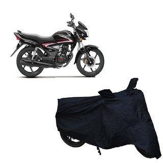 Blays Premium Black-Matty Bike Body Cover For Honda CB Shine