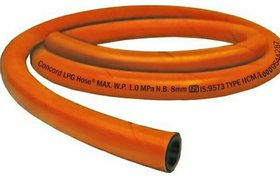 LPG Gas cylinder Hose pipe 1.5 meter Original with ISI Mark Safe and Secure