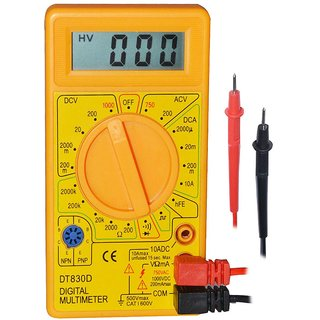 DT830D Digital Multimeter