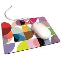 Mouse Pad Assorted colour  design 1 pc