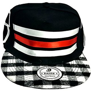 24d5890447182 Buy Friendskart Sun Reflector In Black Colour Hip Hop Cap For Mens ...