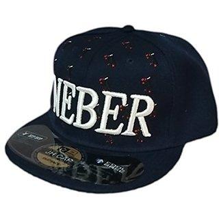 Friendskart NEBER Hip Hop Cap, Snapback Cap, Trucker Cap, For Mens Boys, Girls, Womens