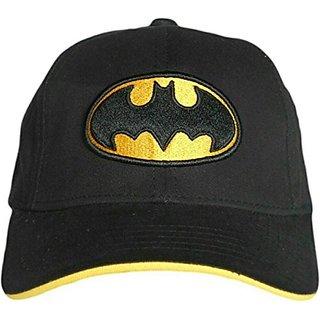 04f8e55c318d68 Buy Friendskart Batman solid Baseball Cap Online @ ₹499 from ShopClues