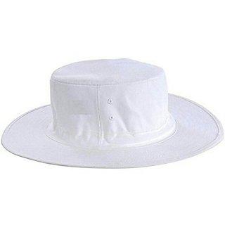 Friendskart White Umpire Hat