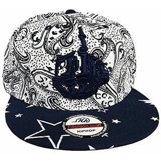 Friendskart Printed Hip Hop Style Cap For Boys And Girls Cap