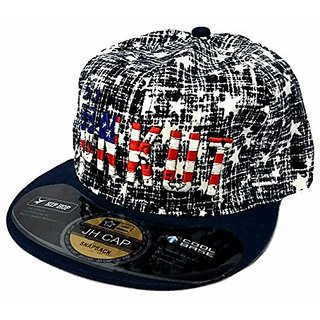 Friendskart UNKUT Multicolor Hip Hop Cap
