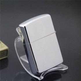 Cigarette Lighter preum silver for self use or for gift purpose